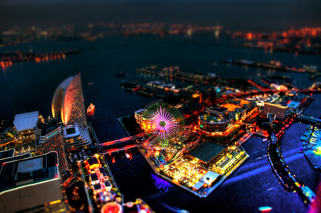 Yokohama Tilt Shift