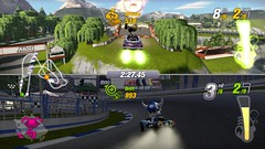 Screens Zimmer 1 angezeig: split screen racing games ps3