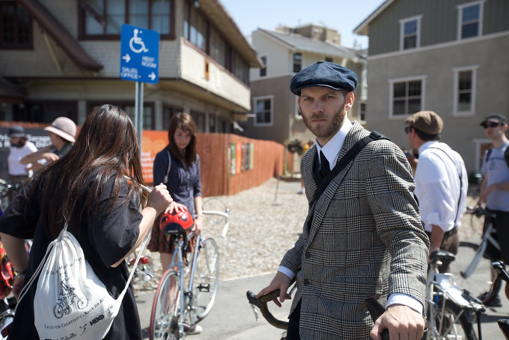 Tweed Ride 2010