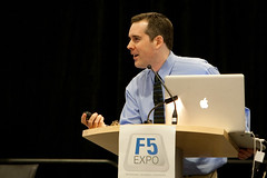 F5 Expo: Tod Maffin