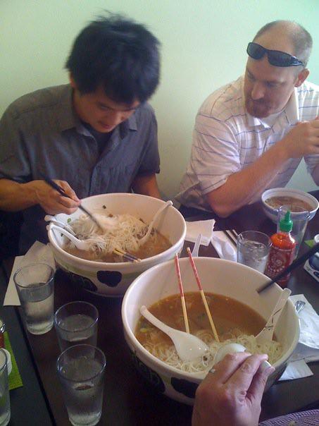 Ribbit Pho Challenge So Many Damn Noodles Flickr