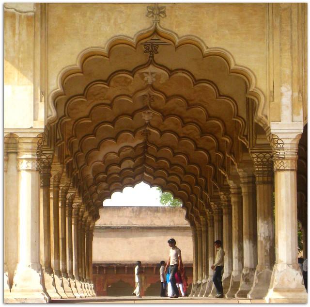 4522288809 892bb84b9b z - Red Fort, Agra