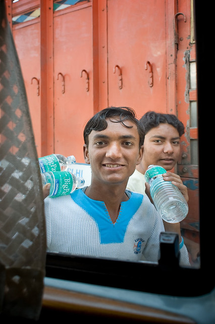 India #50: bottled water