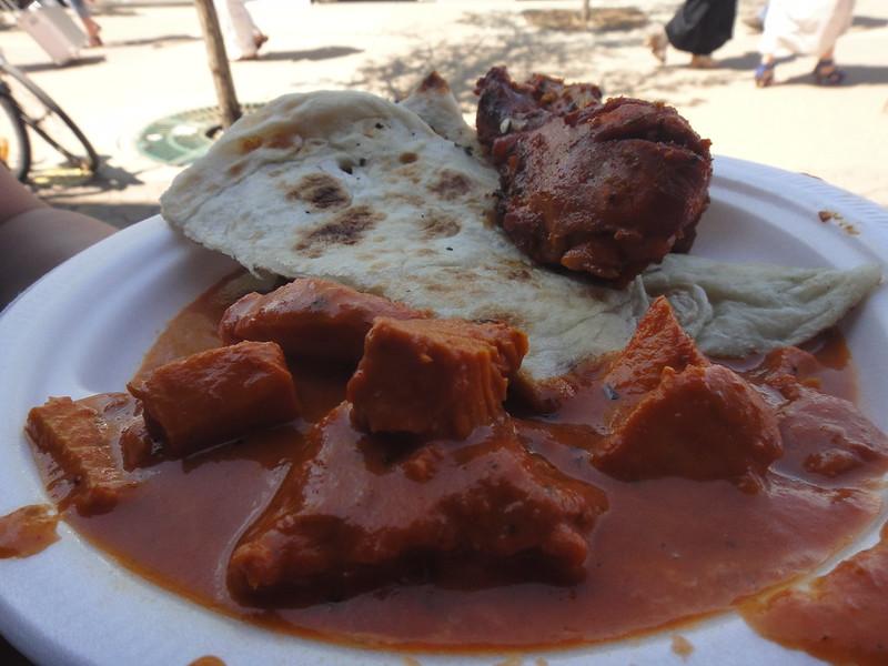 Rajdoot Restaurant - Naan, Butter Chicken, Tandoori Chicken