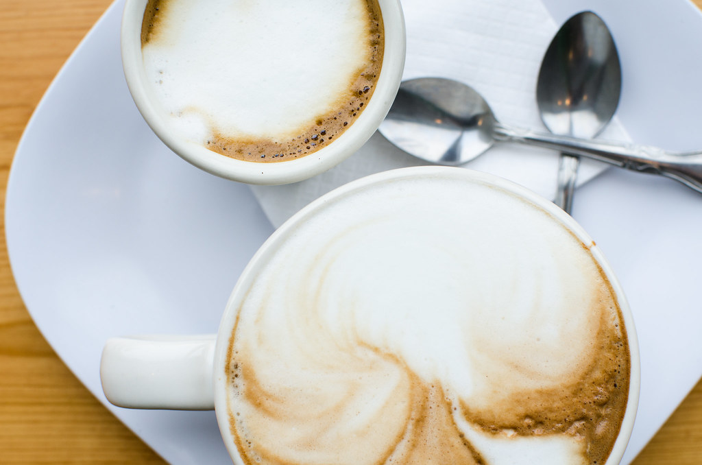 coffee lab macchiato and white chocolate mocha 3