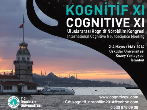 11. Uluslararası Kognitif Nörobilim Kongresi İçin Geri Sayım Başladı