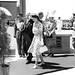Arrival of H.R.H. Princess Elizabeth... by HiltonT
