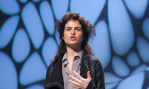 Neri Oxman - Pop!Tech 2009 - Camden, ME