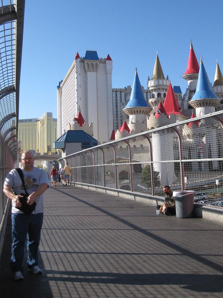 Vegas - Excalibur Hotel