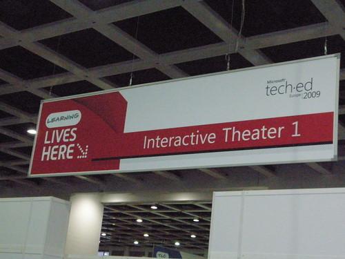 Interactive Theatre 1