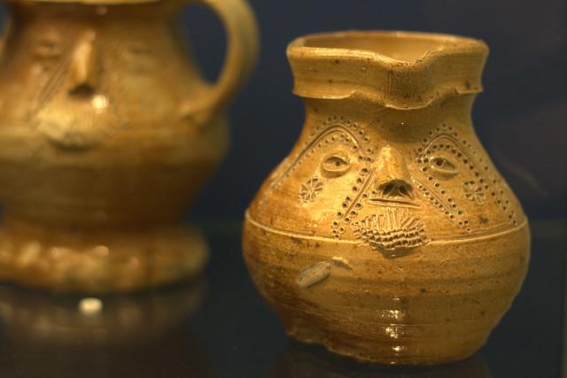 Museum Boijmans van Beuningen - aardewerk