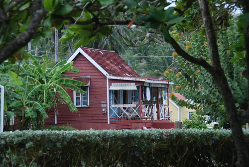 Barbados chattel house turned into a store at Bathsheba | by Corvair Owner