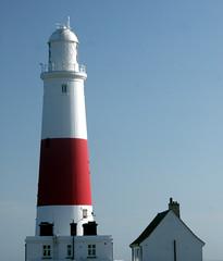 Portland Lighthouse Portland UK