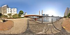 Shin-oh-hashi bridge
