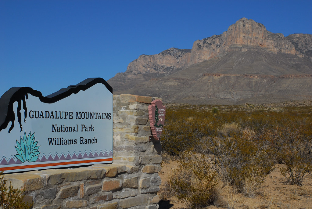 Guadalupe Mountains National Park Visit Carlsbad New Mexico