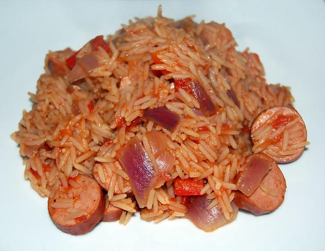 Smoked Sausage Jambalaya | Flickr - Photo Sharing!