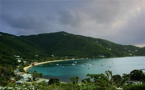 travel beach landscape boat nikon yacht gimp caribbean tortola bvi britishvirginislands canegardenbay westindies ufraw d40