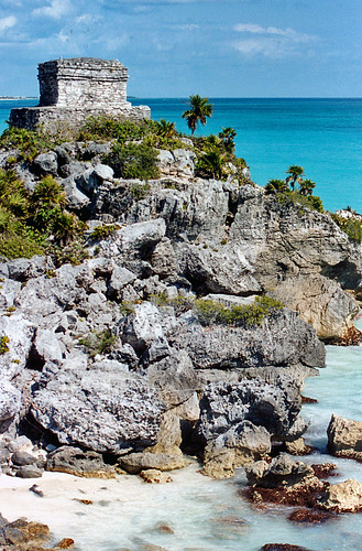 Tulum, Temple of the Wind
