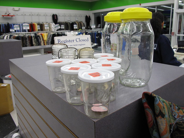 new jars