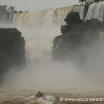 Into the Crush - Iguazu Falls, Argentina