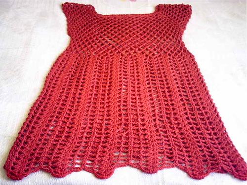 Imagenes de vestidos tejidos a crochet - Imagui