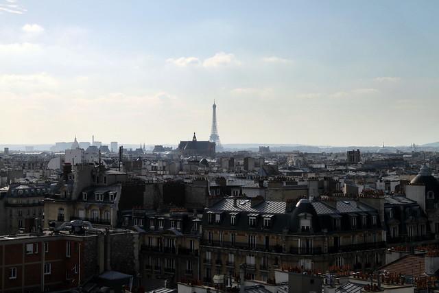 La Plus Belle Vue De Paris De La Terrasse De Chez Lib Ra