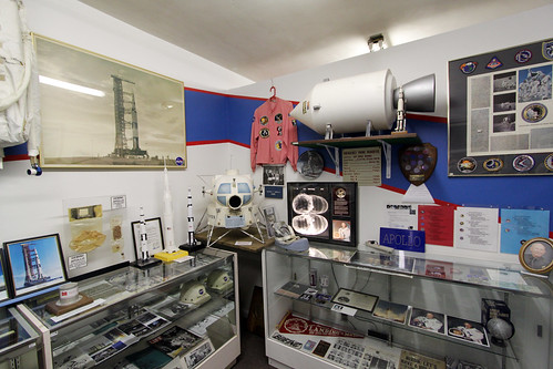 U.S. Space Walk of Fame Museum #016