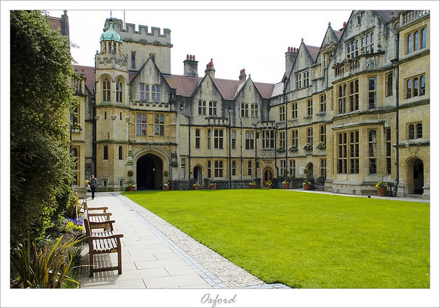 Lincoln College Oxford Flickr Photo Sharing