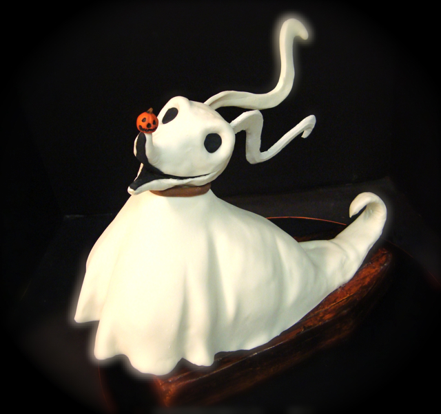 Nightmare before Christmas Zero cake | Flickr - Photo Sharing! Zero Nightmare Before Christmas Pictures