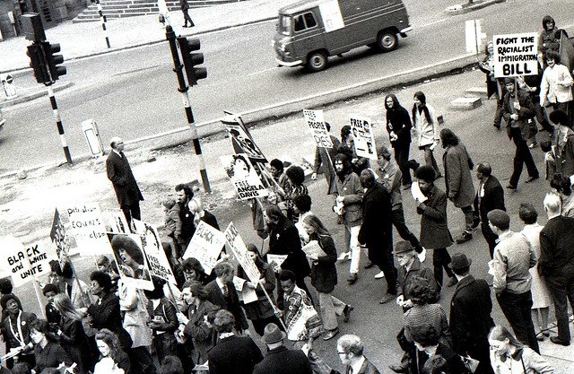 Liverpool - March Against Racism (13)