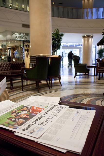 Hilton Hotel Durban South Africa