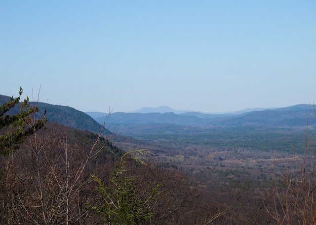 Mt. Greylock in the distance