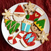 Family Portrait of All X'mas Cookies 09 by Frostie The Cookie