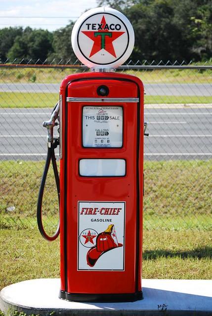 texaco gas pump flickr photo sharing