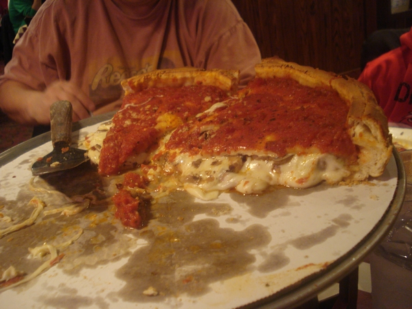 Giordano's - the very best pizza!