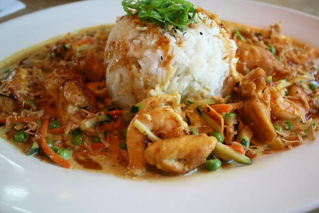 Bang Bang Chicken and Shrimp | Flickr - Photo Sharing!