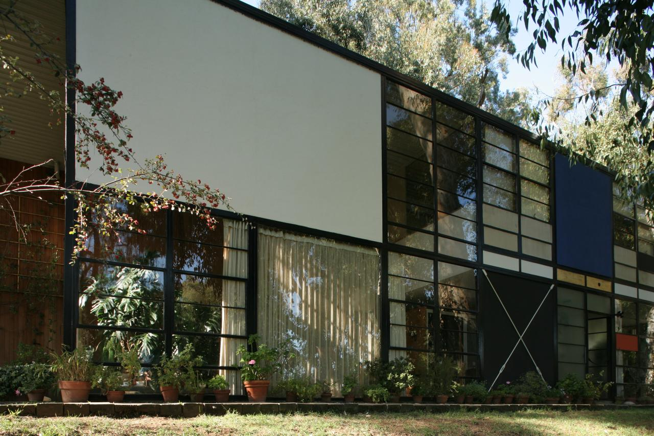 Charles And Ray Eames House Los Angeles 1949 A Photo On Flickriver