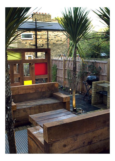 The Contemporary Family Garden by Earth Designs. www.earthdesigns ...
