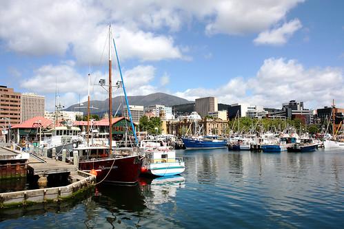 Hobart trip planner