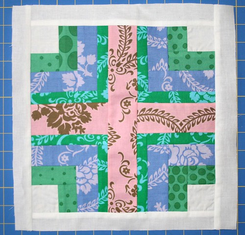 Sew Connected 3 Block for Cathy