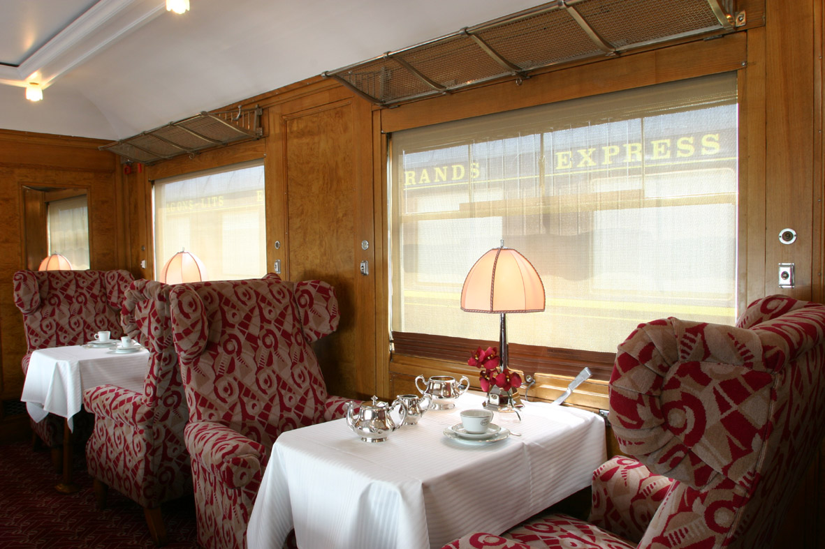 Pullman Orient Express Etoile Du Nord Interior The