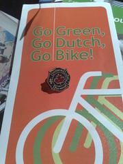 Going green, Go Green Go Dutch Go Bike 0206201018289
