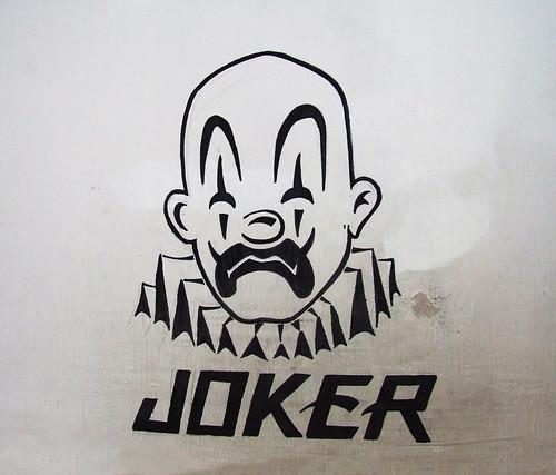 Payasos joker para dibujar - Imagui