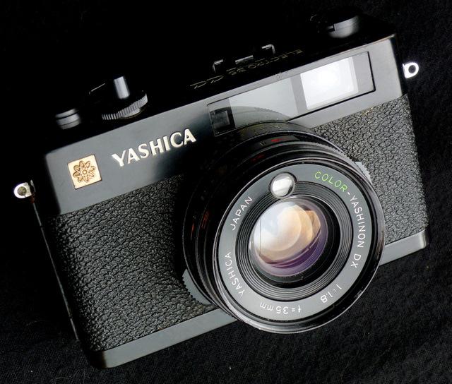 Yashica Electro 35 CC