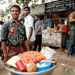 Street Food in Old Dhaka - Bangladesh