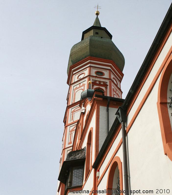 Andechs Kirchturm