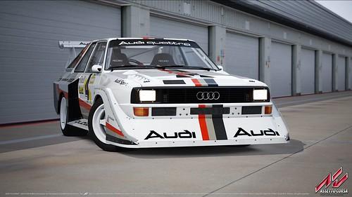 Assetto Corsa Audi Sport quattro S1