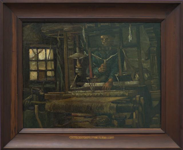 Museum Boijmans van Beuningen - Wever, Vincent van Gogh