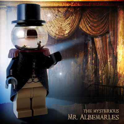 The Mysterious Mr. Albemarles