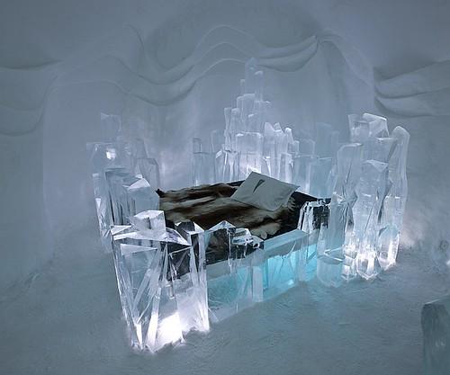 Icehotel - Swedish Lapland